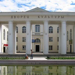 Дворцы и дома культуры Лихославля
