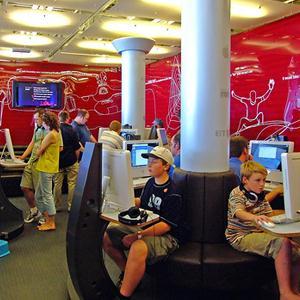 Интернет-кафе Лихославля
