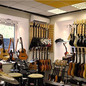 Музыкальные магазины Лихославля