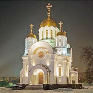 Религиозные учреждения Лихославля