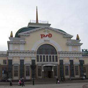 Железнодорожные вокзалы Лихославля